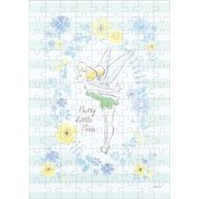 72-005 パズルデコレーション ディズニー Tinker Bell(ティンカーベル) -fairy green- [ジグソーパズル 108ピース(完成サイズ:18.2×25.7cm)]