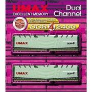 DCDDR4-2400-32GB HS [メモリ UMAX DDR4-2400 16GB×2]