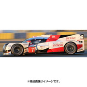 18S321 [1/18スケール TOYOTA TS050 Hybrid No.7 Le Mans 2017 TOYOTA GAZOO Racing M. Conway - K. Kobayashi - S. Sarrazin]