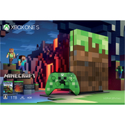 Xbox One S 1TB Minecraft リミテッド エディション [234-00017]