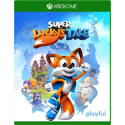 XboxOne Super Lucky's Tale [XboxOneソフト]