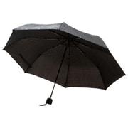 TW16SS-024 [折畳傘 メンズ 晴雨兼用 ブラック 55cm]