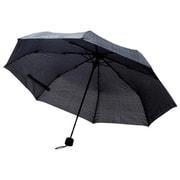 TW16SS-024 [折畳傘 メンズ 晴雨兼用 グレー 55cm]