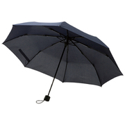 TW16SS-046 [折畳傘 メンズ 晴雨兼用 グレー 55cm]