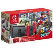 Nintendo Switch スーパーマリオ オデッセイセット [Nintendo Switch本体]
