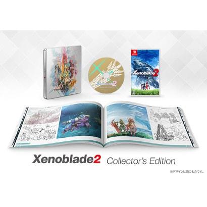 Xenoblade 2 Collector's Edition (ゼノブレイド2 コレクターズエディション) [Nintendo Switch ソフト]
