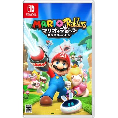 マリオ+ラビッツ キングダムバトル [Nintendo Switch ソフト]