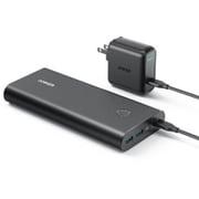 B1375111 [モバイルバッテリー Anker PowerCore+ 26800 PD black 26800mAh USB-C急速充電器付属モデル]