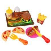 おうちでハンバーガーSHOP [対象年齢:3歳~]