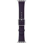 Apple Watch 38mm ケース用 クラシックバックル ダークオーバジーン [MQV12FE/A]