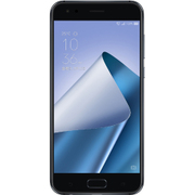 ZE554KL-BK64S6 [ZenFone 4 SIMフリースマートフォン 5.5型ワイド フルHD 1920×1080/Android 7.1.1/Qualcomm Snapdragon 660 2.2GHz/メモリ6GB/ROM64GB/IEEE802.11a/b/g/n/ac/Bluetooth 5.0/LTE/指紋センサー/ミッドナイトブラック]