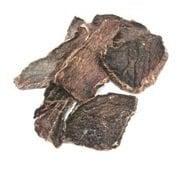 プレーンパック 無地袋シリーズ 北海道の牛干し肉 お徳用 160g [犬用おやつ]