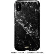 LAUT_IP8_HXE_MB [iPhone X用 LAUT HUEX ELEMENTS MARBLE BLACK]