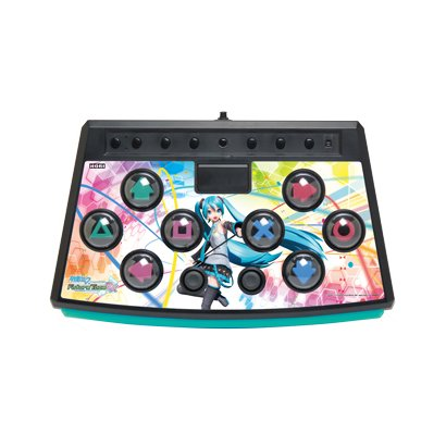 PS4-103 [初音ミク Project DIVA Future Tone DX 専用ミニコントローラー for PlayStation4]