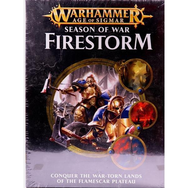 A.O.S: SEASON OF WAR: FIRESTORM (ENG)