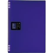 9856TTE [リングノート TEFRENU テフレーヌ A4 紫]