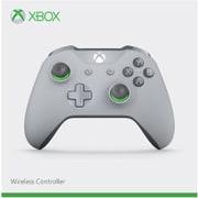 Xbox ワイヤレス コントローラー グレー・グリーン