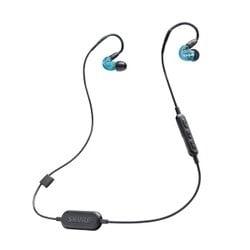 SE215SPE-B-BT1-A [SE215 Special Edition Wireless Bluetooth搭載 高遮音性イヤホン トランスルーセントブルー]