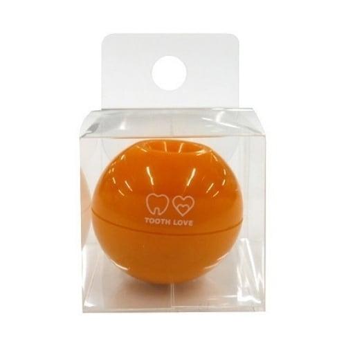 デンタルプロ TOOTH LOVE BALL ホルダー (歯間ブラシホルダー) オレンジ