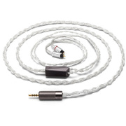 PEF29-CRYSTAL-2PIN-2.5mm [Portable Cable-Crystal Cable Cantabile 2pin-2.5]