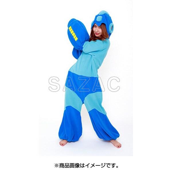 SZC-182 [フリースきぐるみ ロックマン]