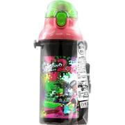 PSB5SAN [食洗機対応 直飲みプラワンタッチボトル スプラトゥーン2 約480mL]