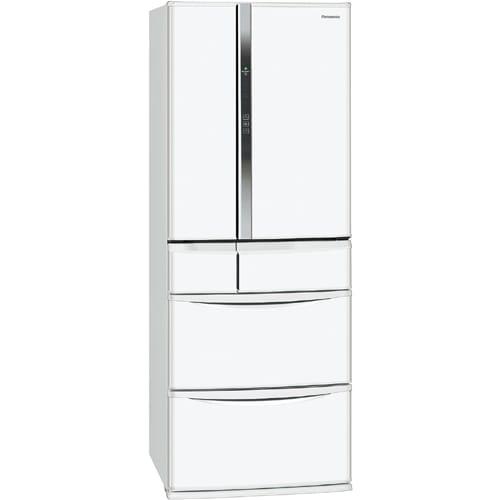 NR-FVF453-W [トップユニット冷蔵庫 (451L・フレンチドア) 6ドア エコナビ搭載 ハーモニーホワイト]