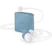 SBH24L [Bluetooth対応 クリップ型ワイヤレスステレオヘッドセット ブルー]