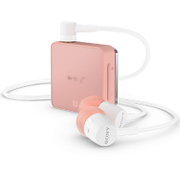 SBH24P [Bluetooth対応 クリップ型ワイヤレスステレオヘッドセット ピンク]