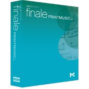 PrintMusic Windows 楽譜作成ソフト