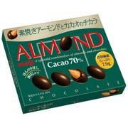 アーモンドチョコレートカカオ70% 68g