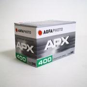 APX4011 APX400 135-36 [ISO感度400 モノクロフィルム]