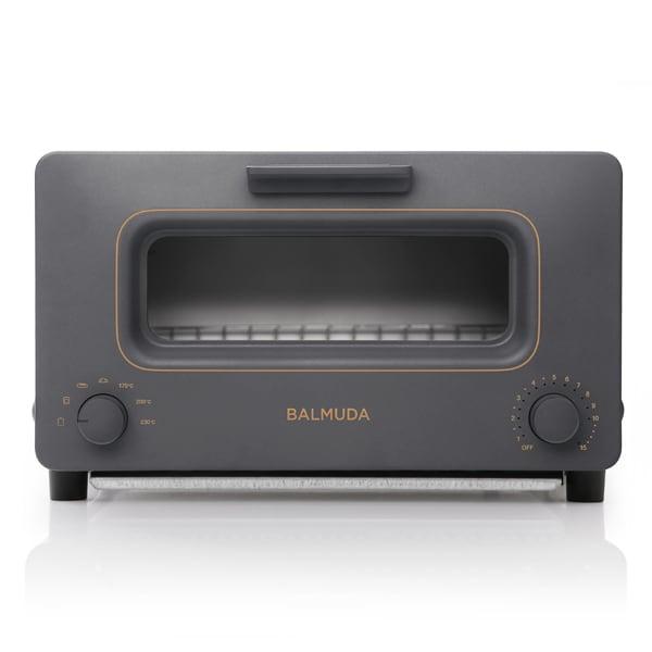 K01E-DC [BALMUDA The Toaster (バルミューダ ザ・トースター) チャコール グレー]