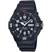MRW-200HJ-1BJF [三針時計 PL DIVER 10気圧防水 ブラック/ブラック]
