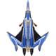マクロスΔ 1/72 VF-31Jジークフリード (マクロス35周年塗装機) [キャラクタープラモデル]