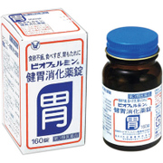 ビオフェルミン健胃消化薬錠 160錠 [第3類医薬品 食欲不振・胃もたれ・膨満感]