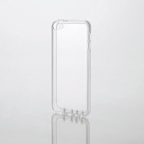 AVA-T17SCTCR [iPod touch シリコンケース クリア]