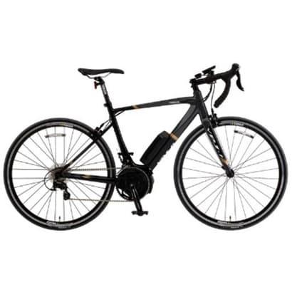 PW70BGRM8J [電動アシスト自転車 18YPJ-R 700C(M) ソリッドブラック/ダークグレー]