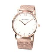 PH-SA-R-Sm-W-4S [PAUL HEWITT(ポールヒューイット) 腕時計 Metal Rose Gold 並行輸入品]