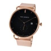 PH-TGA-R-B-4S [PAUL HEWITT(ポールヒューイット) 腕時計 Metal Rose Gold 並行輸入品]