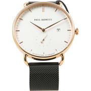PH-TGA-R-W-5S [PAUL HEWITT(ポールヒューイット) 腕時計 Metal Black 並行輸入品]