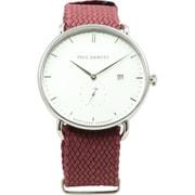 PH-TGA-S-W-19S [PAUL HEWITT(ポールヒューイット) 腕時計 Nylon Dark Berry 並行輸入品]