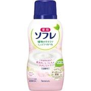 薬用ソフレ スキンケア入浴液 やさしいフローラルの香り ボトル [720mL]