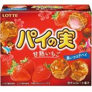 パイの実 甘熟いちご 69g [チョコレート菓子]