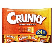 クランキー 袋 85g [チョコレート菓子]
