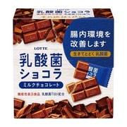 乳酸菌ショコラ 56g [チョコレート菓子]