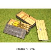 FS-079 [1/35 フロントラインシリーズ No.79 タイガーI用 56口径 8.8cm Kwk36 戦車砲弾用弾薬木箱 2箱入り]