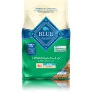BLUE ライフプロテクション・フォーミュラ 成犬用 ラム&玄米レシピ 2.5kg [ドッグフード]