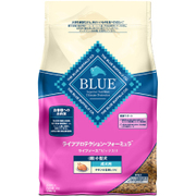 BLUE ライフプロテクション・フォーミュラ 成犬用 (超)小型犬 チキン&玄米レシピ 2kg [ドッグフード]