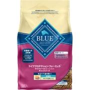 BLUE ライフプロテクション・フォーミュラ 成猫用 毛玉ケア(室内飼い) チキン&玄米レシピ 2kg [キャットフード]
